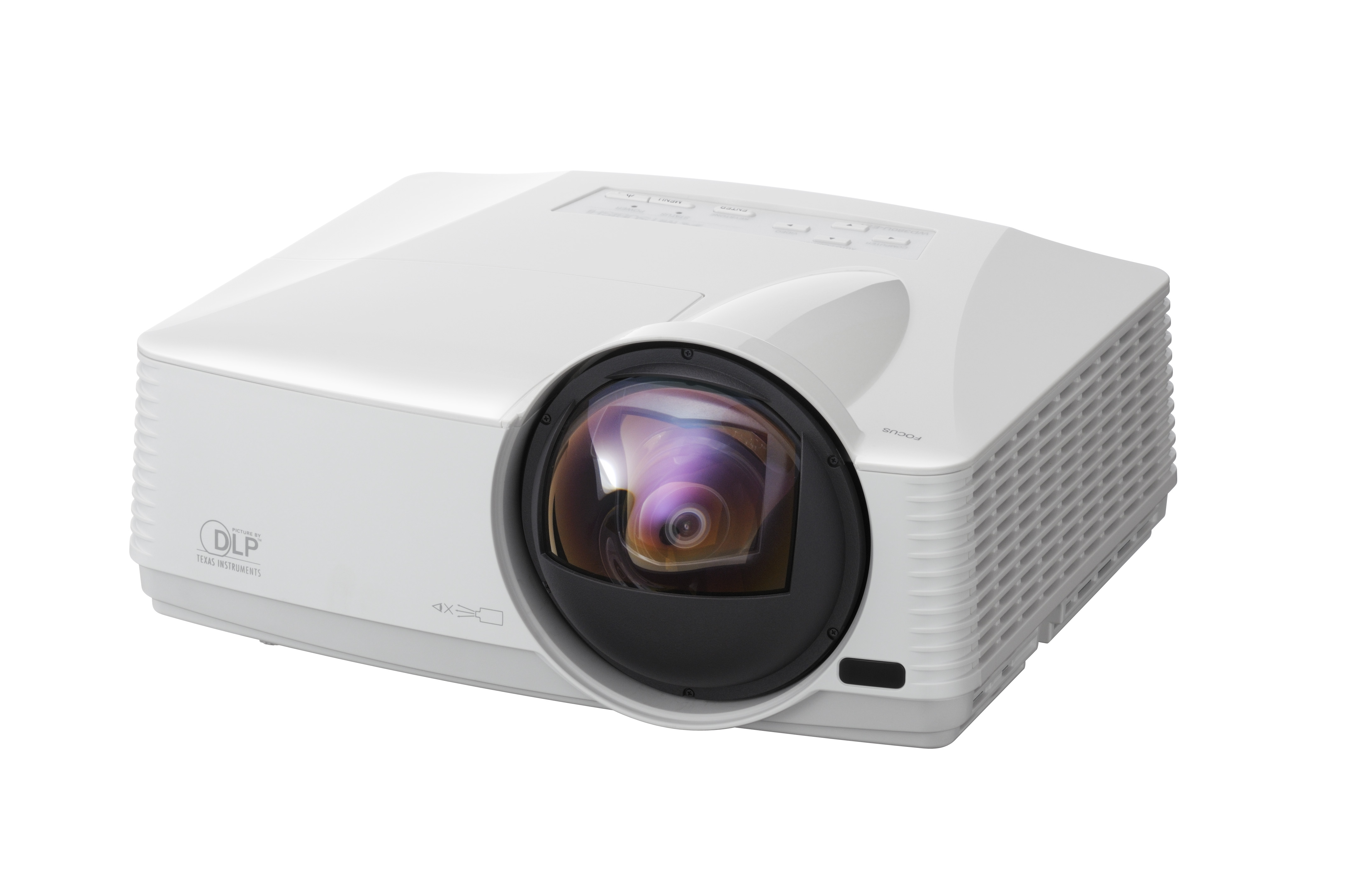 Mitsubishi-WD390U-EST interactieve projector short throw